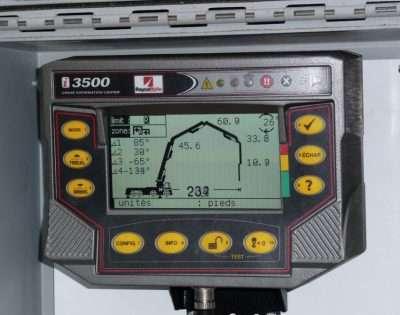 I3500 Système De Pompage De Béton