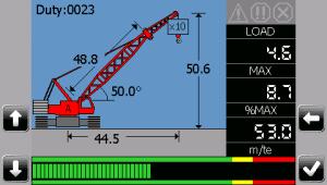 i4500 Crawler Lattice Crane