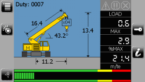 i4300 Crawler Crane