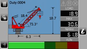 i4300 Pedestal Crane