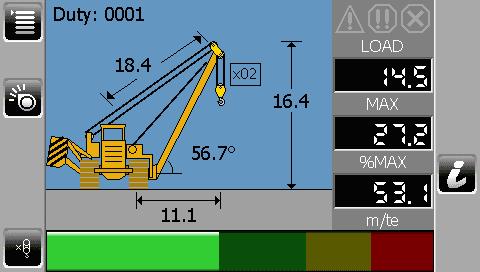 i4300 Side Boom Crane