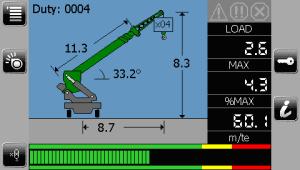 i4300 Skid Crane