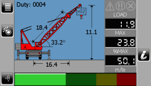 i4300 Truck Crane