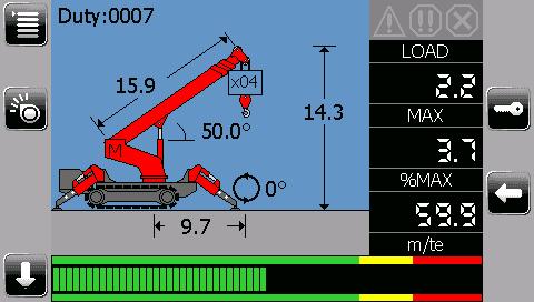 i4500 Spider Crane
