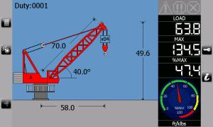 i4507 Pedestal Crane