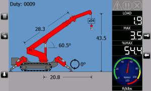 i4507 Spider Crane