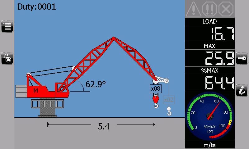 i4507 Swan Neck Crane