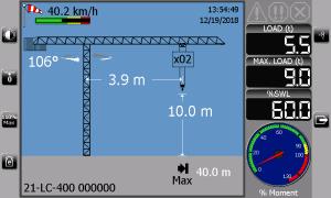 i4507 Tower Crane