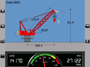 i4510 Pedestal Crane